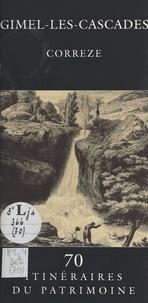 Inventaire général des monumen - Gimel-les-Cascades (Corrèze).