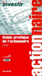 Deedr.fr Guide pratique de l'actionnaire - Edition 2000 Image