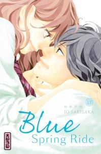 Io Sakisaka - Blue Spring Ride Tome 13 : .