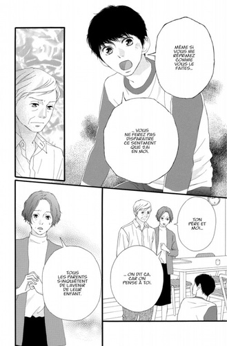 Love, be loved, leave, be left Tome 11