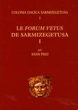 Ioan Piso - Colonia Dacica Sarmizegetusa - Tome 1, Le Forum Vetus de Sarmizegetusa Volume 1.