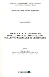 L Incidence De La Jurisprudence Sur La Garantie Iolande Vingiano