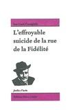 Ion Luca Caragiale - L'effroyable suicide de la rue de la Fidélité.