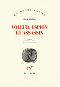 Histoiresdenlire.be Voleur, espion, assassin Image