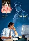 Iouri Jigounov et  Mythic - Alpha Tome 3 : The list.