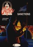 Iouri Jigounov et  Mythic - Alpha Tome 4 : Sanctions.