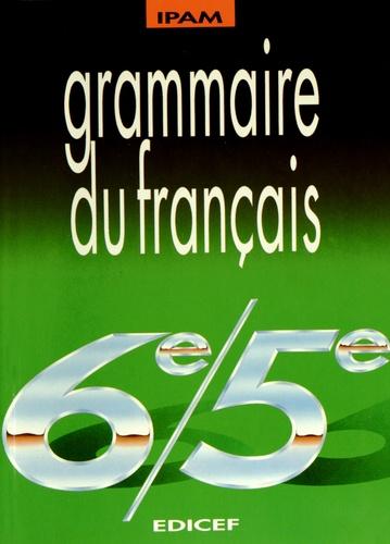 Grammaire Du Francais 6e 5e