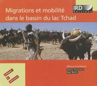 Henry Tourneux - Migrations et mobilité dans le bassin du lac Tchad - CD ROM.