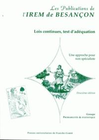 Lois continues, test dadéquation - Une approche pour non spécialiste.pdf