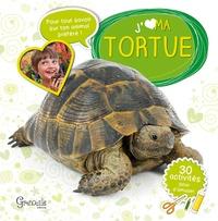 Iréna Aubert - J'aime ma tortue.