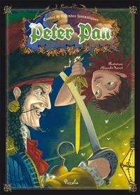 Iréna Aubert et Alexandre Honoré - Peter Pan.