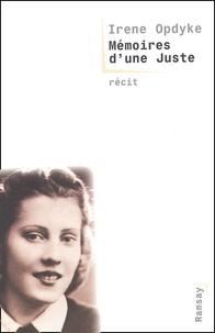 Irena Gut Opdyke - .