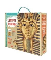 Irena Trevisan et Nadia Fabris - L'Egypte ancienne - Avec 1 puzzle de 300 pièces.