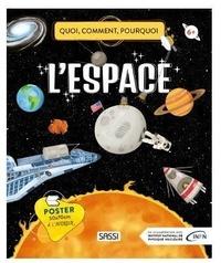 Irena Trevisan et Mattia Cerato - L'espace - Avec un poster 50x70.