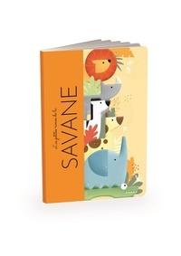 Irena Trevisan - Savane - Avec 8 formes en bois et 1 base-jeu en carton.
