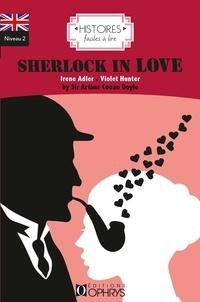 Irene Adler et Violet Hunter - Sherlock in Love.