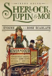 Histoiresdenlire.be Sherlock, Lupin et moi Tome 3 Image