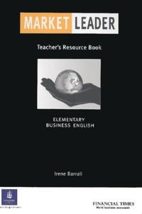 Deedr.fr Market leader elementary - Teacher's resource book Image