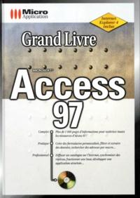 Histoiresdenlire.be MICROSOFT ACCESS 97. Avec CD-ROM Image