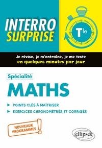 Irène Bros - Spécialité Mathématiques Tle - Nouveaux programmes.