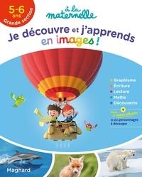 Manuels téléchargeables gratuitement pdf Je découvre et j'apprends en images GS CHM DJVU FB2 in French 9782210764712