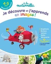 Livres pdf téléchargeables Je découvre et j'apprends en images Moyenne Section CHM (Litterature Francaise) par Irène Cabaleiro-Jouadé