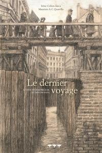 Irène Cohen-Janca et Maurizio Quarello - Le dernier voyage - Le docteur Korczak et ses enfants.