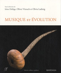 Irène Deliège et Olivier Vitouch - Musique et évolution.