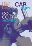 Irène Duchesne et Annie Philippe - Coupe coiffage homme CAP coiffure - Epreuve EP1 Partie pratique.