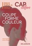 Irène Duchesne - Coupe forme couleur CAP coiffure - Epreuve EP2-A partie pratique.