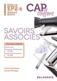 Irène Duchesne et Annie Philippe - Savoirs associés épreuve EP2-B CAP coiffure - Epreuve écrite.