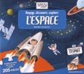 Irene Guerrieri - Voyage, découvre, explore l'espace - Avec un puzzle de 205 pièces.
