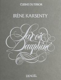 Irène Karsenty et  Collectif - Savoie-Dauphiné.