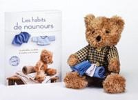 Irène Lassus et Marianne Niney - Les habits de nounours - 13 adorables modèles à coudre ou à tricoter.