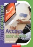 Irène Lebrun - Access 2007-2010 - Système de gestion de bases de données relationnel - Initiation niveau utilisateur.