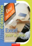 Irène Lebrun - Excel 2007-2010 - L'essentiel des fonctions de base et avancées.