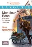 Irène Némirovsky - Monsieur Rose et autres nouvelles réalistes.