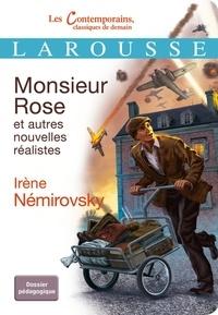 Pdf real books télécharger Monsieur Rose et autres nouvelles réalistes (French Edition)