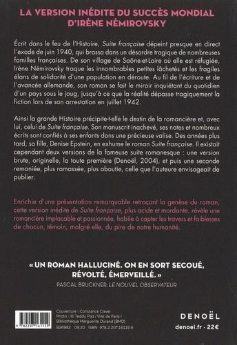 Suite française. Version inédite