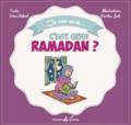 Irène Rekad - C'est quoi ramadan ?.