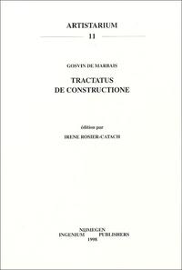 Irène Rosier-Catach - Tractatus de constructione - Gosvin de Marbais.