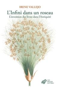 Irene Vallejo - L'Infini dans un roseau - L'invention des livres dans l'Antiquité.