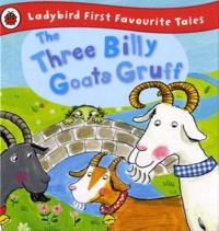 Irene Yates - The Three Billy Goats Gruff.