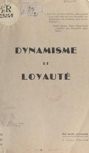 Irénée - Dynamisme et loyauté.