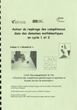 IRES de Toulouse - Autour du repérage des compétences dans des domaines mathématiques en cycle 1 et 2 - Volume 2, Géométrie. 1 DVD