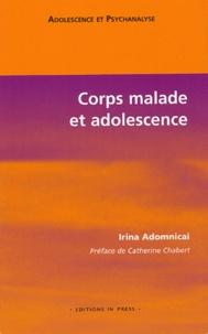 Deedr.fr Corps malade et adolescence Image