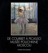 De Courbet à Picasso - Musée Pouchkine Moscou.pdf