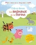 Irina De Assunçao - Colle et décore les animaux de la ferme.