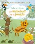 Irina De Assunçao - Colle et décore les animaux de la jungle.