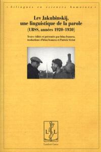 Lev Jakubinskij, une linguistique de la parole (URSS, 1920-1930).pdf